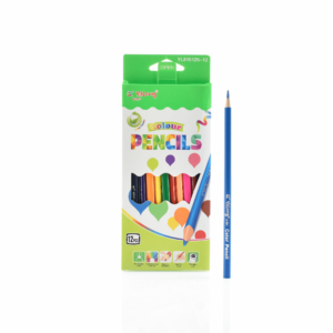 Set de Lapices de Colores Yalong 12uds